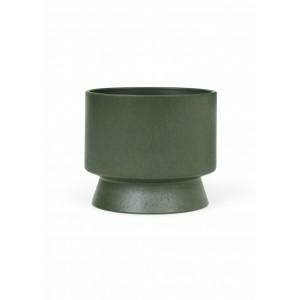Rosendahl Übertopf 15cm dunkelgrün