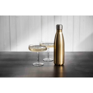 Sagaform_Steelbottle_Isolierflasche_gold_2
