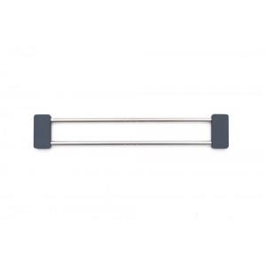 Sanni Shoo drip.line Spültuchhalter verstellbar basalt
