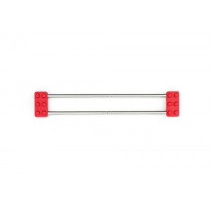 Sanni Shoo drip.line Spültuchhalter verstellbar rot