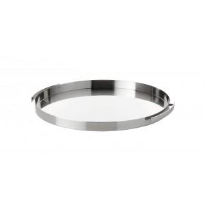 Stelton Arne Jacobsen Serviertablett D: 33,5 cm