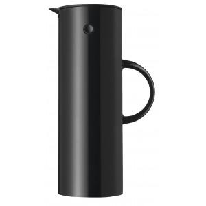Stelton EM77 Isolierkanne 1L black