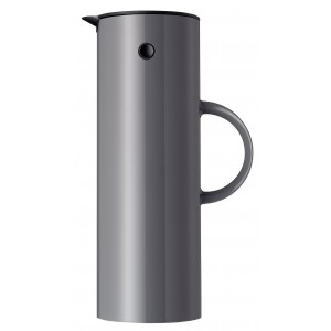 Stelton EM77 Isolierkanne 1L granite grey