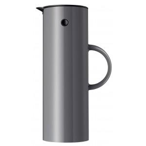 Stelton EM77 Isolierkanne 1L granite grey