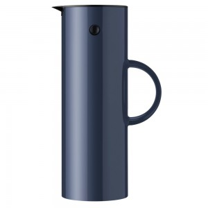 Stelton EM77 Isolierkanne, 1l - midnight blue