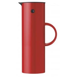 Stelton EM77 Isolierkanne 1L red
