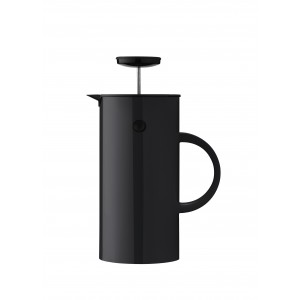 Stelton EM Pressfilterkanne 1L black