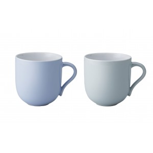 Stelton Emma Becher gross 2er Set blue