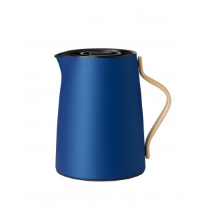 Stelton Emma Isolierkanne Tee 1000ml dark blue