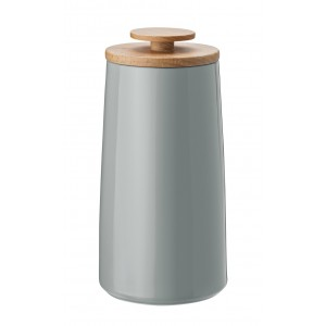 Stelton Emma Teedose/Aufbewahrungsdose 300g grey