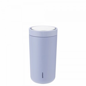 Stelton Isolierbecher To Go Click 0,2L soft lupin