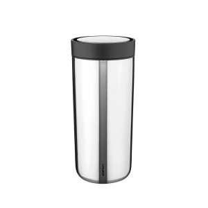Stelton Isolierbecher To Go Click 0,48L steel