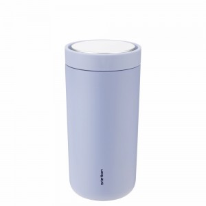 Stelton Isolierbecher To Go Click 0,4l soft lupin