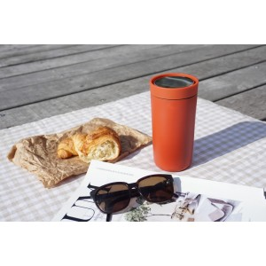 Stelton Isolierbecher To Go Click 0,4L soft rosehips
