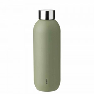 Stelton Keep Cool Trinkflasche 600ml army