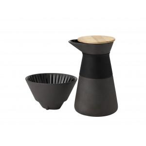Stelton Theo Kaffeefilterkanne Slow Brew 0,6L