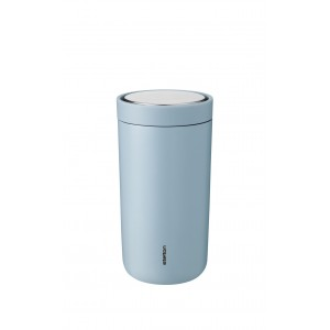 Stelton To-Go Click Isolierbecher d steel 200ml cloud