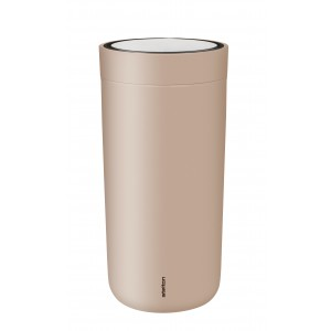 Stelton Isolierbecher To Go Click 0,2L soft nude