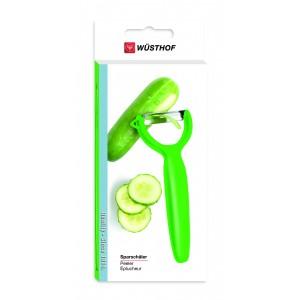 Wüsthof SHARP FRESH COLOURFUL Sparschäler breit grün