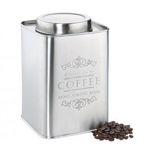 Zassenhaus Vorratsdose  COFFEE Edelstahl 1000gr