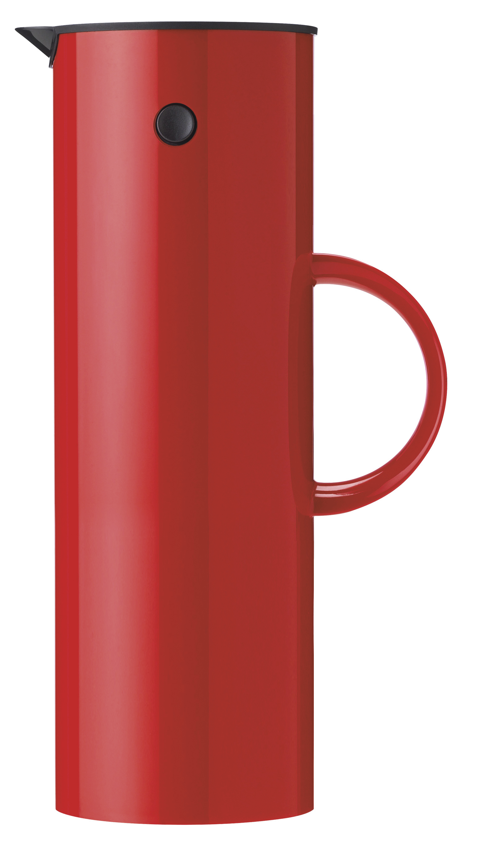 stelton em77 isolierkanne 1l red isolierkannen kaffee. Black Bedroom Furniture Sets. Home Design Ideas